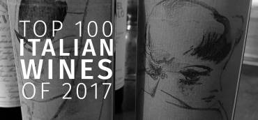 James Suckling Top 100 wines 2017